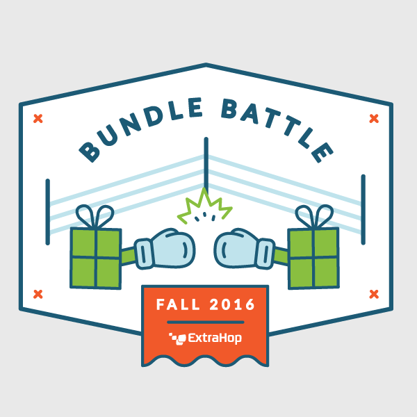 Participate in the Fall 2016 Bundle Battle