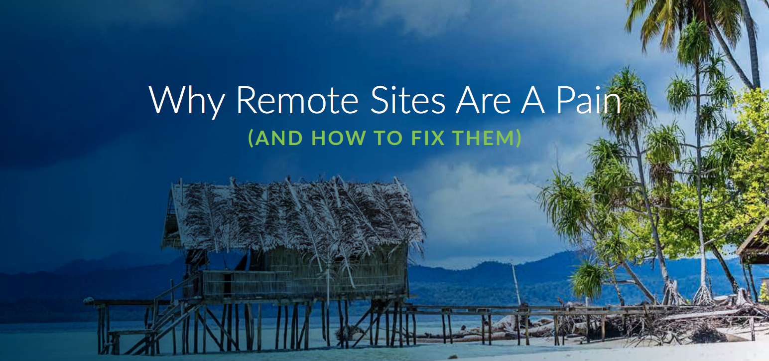 Remote Sites Infographic Header