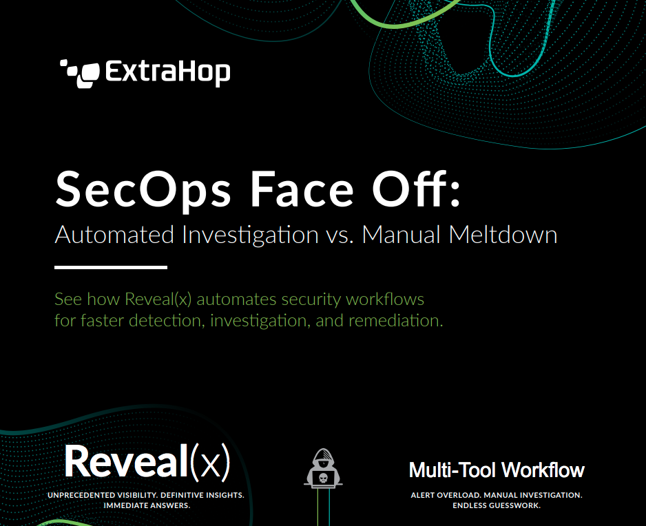 SecOps Face Off: Automated Investigation vs. Manual Meltdown