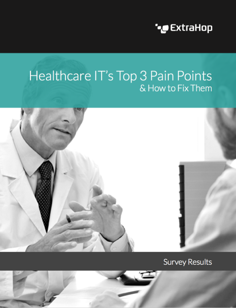 Healthcare Top Three Pain Points