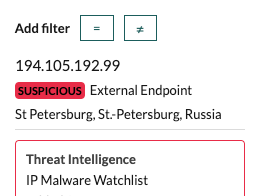 Filtering by 1024-bit certificates