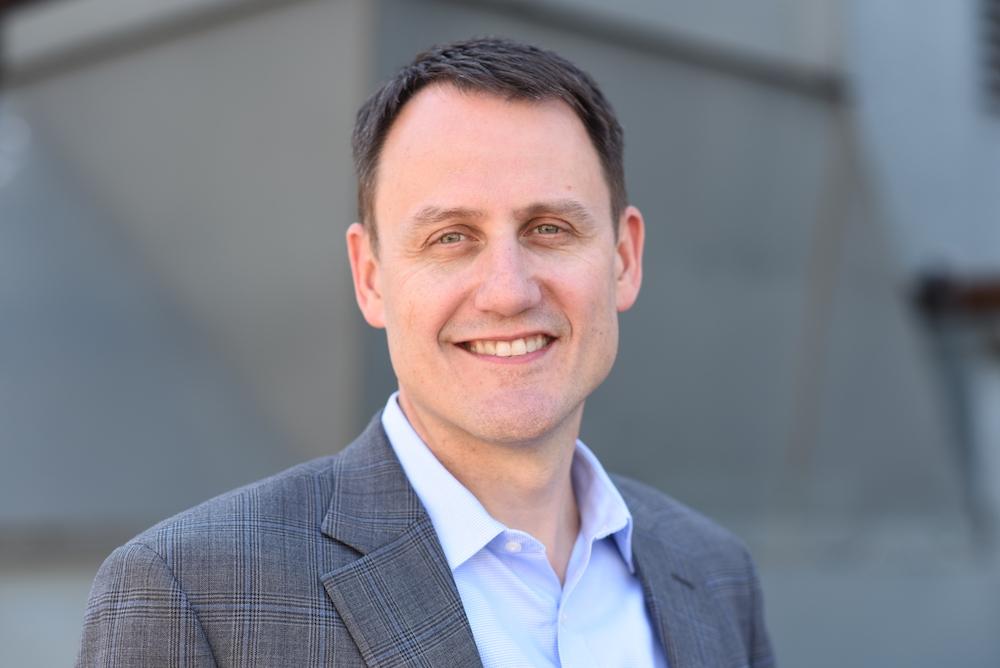 Bryce Hein, SVP of Marketing