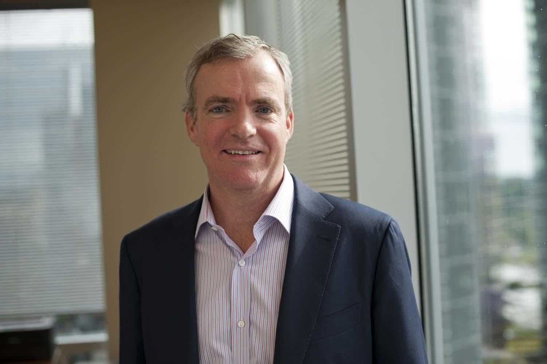 Bill Ruckelshaus, CFO