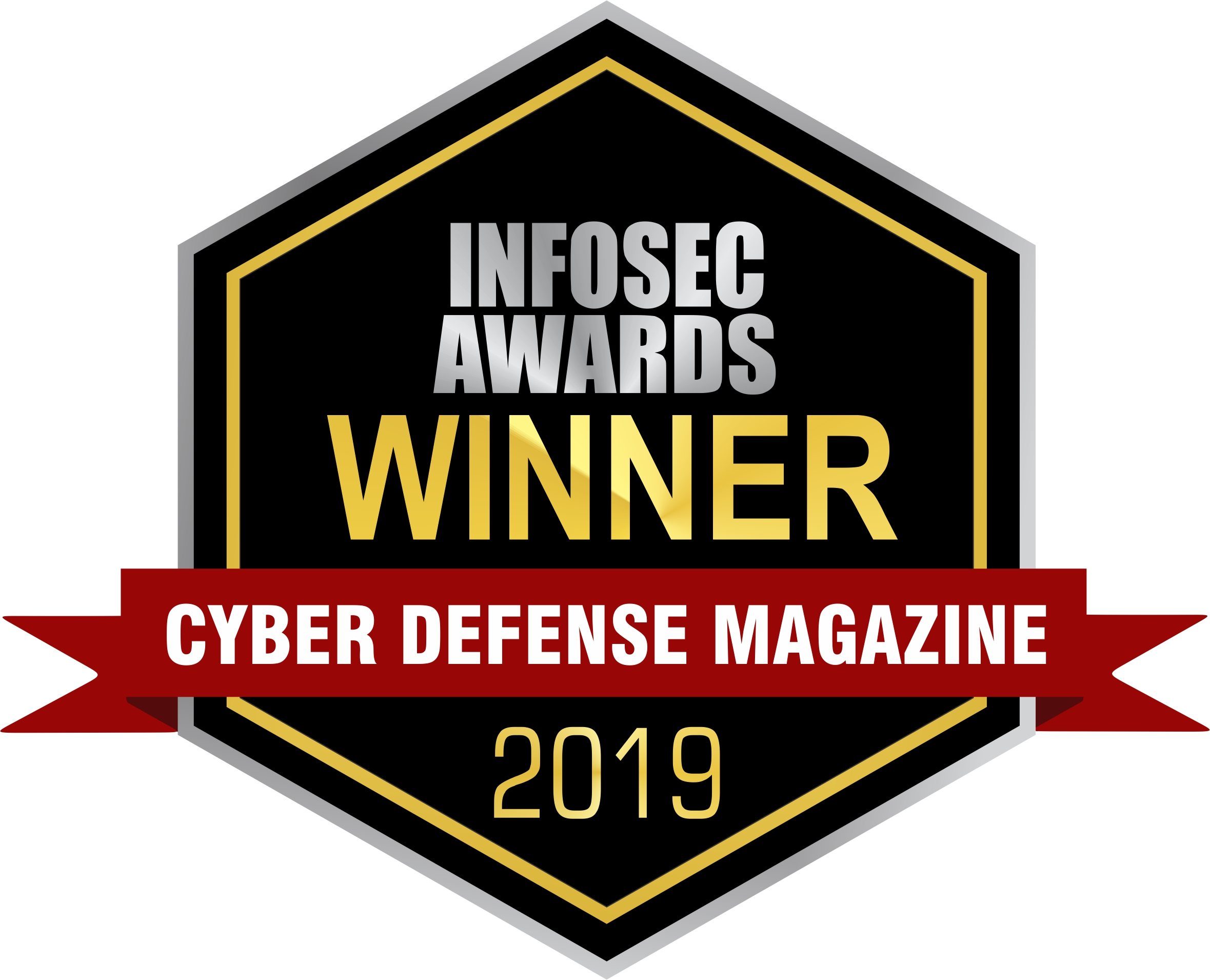 Winner, InfoSec Awards 2019