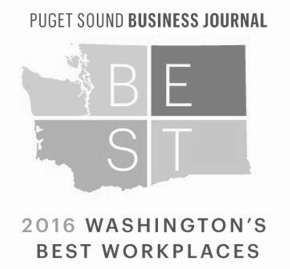 Puget Sound Business Journal Winner