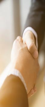 Handshake Acquisition
