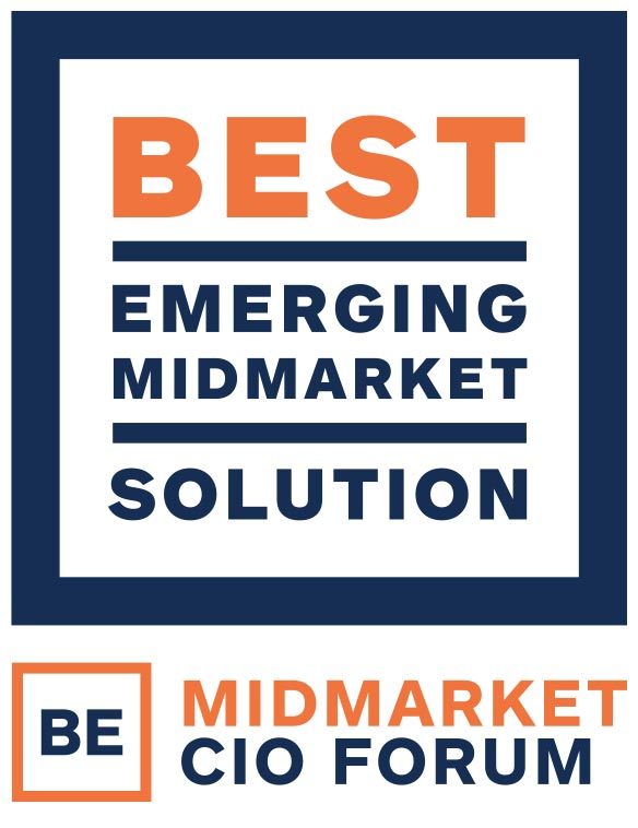 Best Emerging Solution Award Recognition