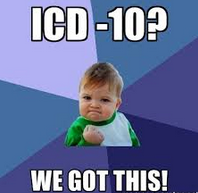ICD-10? We Got This.