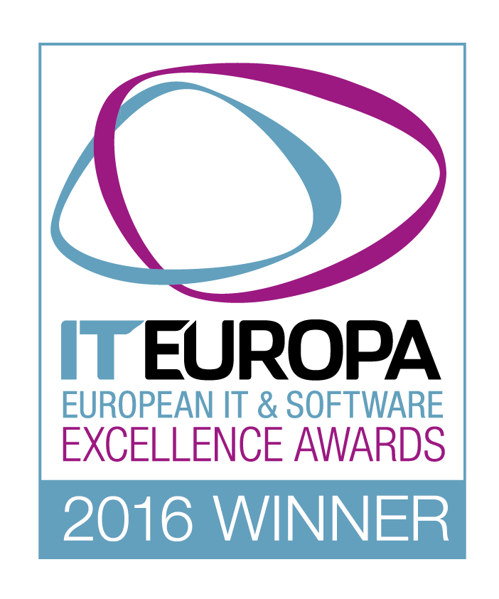 ExtraHop IT Europa IT & Software Excellence Awards Badge