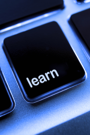Online Learning is great for IT professionals.