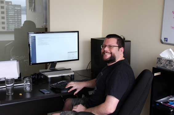 Dave Monk is a Software Test Engineer at ExtraHop. He uses SCA to get himself oriented in an unfamiliar codebase.