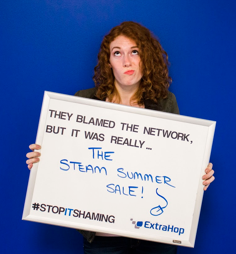 Stop IT Shaming Elaine