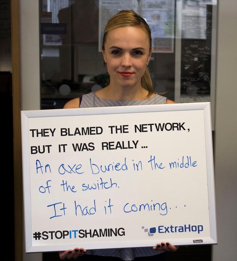 Stop IT Shaming Rachel