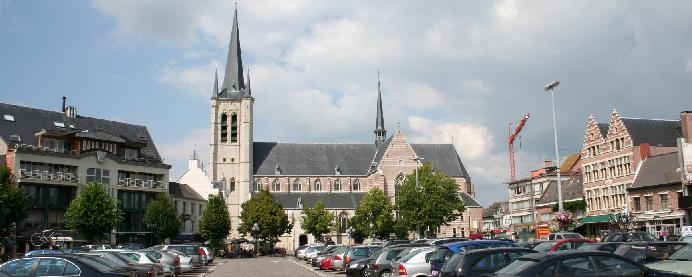 City of Geel Center