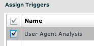 User Agent Analysis image