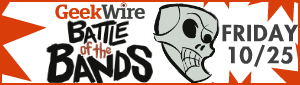 Battle of the Geek Bands