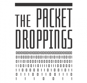 The Packet Droppings logo