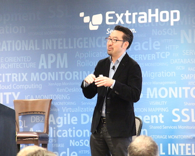 "The Phoenix Project co-author Gene Kim spoke at the ExtraHop sales conference in January, explaining how technical debt led to the ""IT death spiral."""