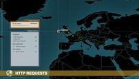 Real-Time Geomaps Europe HTTP Requests