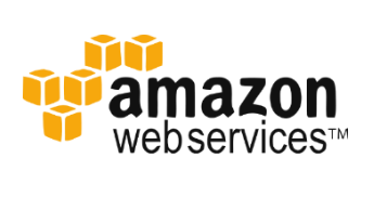 AWS logo tile image